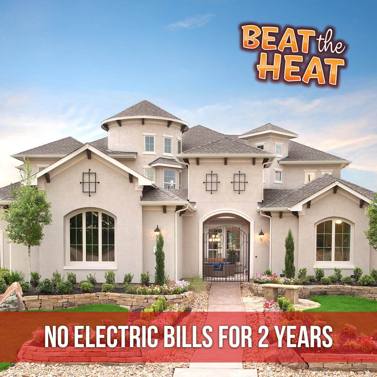 Coventry Homes Re-Launches 'Beat The Heat' Promotion