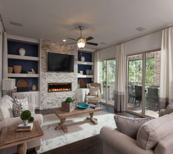Coventry Homes Unveils Regency Series in Grand Central Park